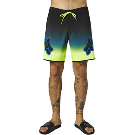"Fox Reepz 18"" Boardshorts Men, fluorescent yellow"